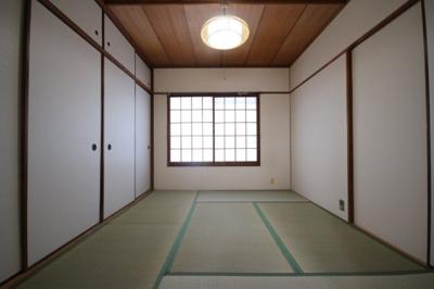 【寝室】鶴甲コーポ22号館