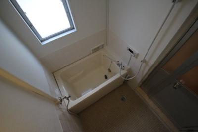【浴室】鶴甲コーポ22号館