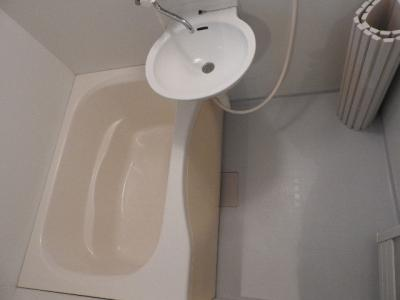 【浴室】カーダハウス