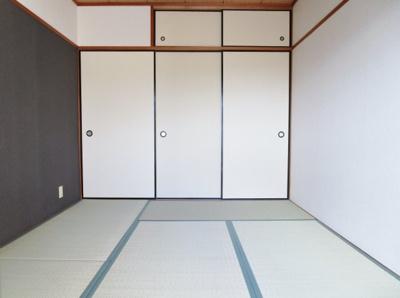 【寝室】メゾン三田赤坂