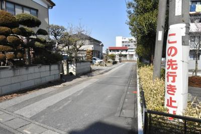 【周辺】鴻巣市中央 売地(専属)