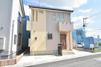 【外観】鴻巣市天神3丁目 新築分譲住宅全10棟