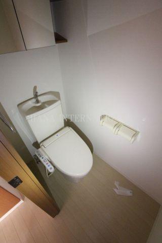 【トイレ】ルミナスコート・二ツ橋