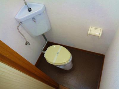 【トイレ】プチベルン東住吉