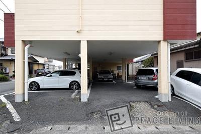 【駐車場】ピア・エスポワール