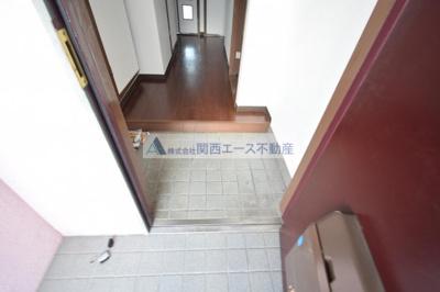 【玄関】ファミリアル隆樹