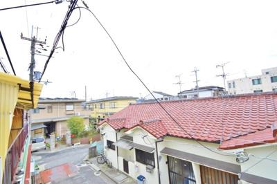 【バルコニー】藤ヶ丘2丁目テラスハウス