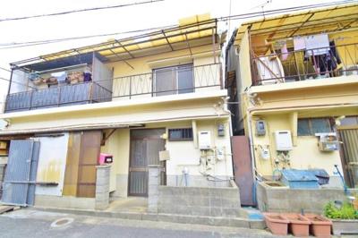 【外観】藤ヶ丘2丁目テラスハウス