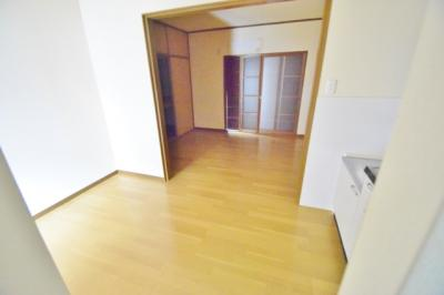 【居間・リビング】藤ヶ丘2丁目テラスハウス