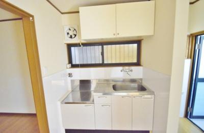 【キッチン】藤ヶ丘2丁目テラスハウス