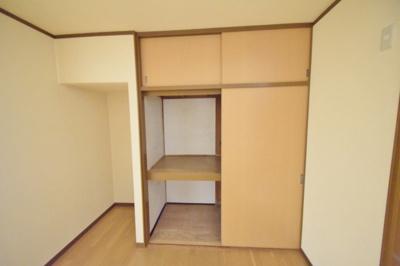 【収納】藤ヶ丘2丁目テラスハウス