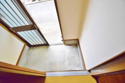 【玄関】藤ヶ丘2丁目テラスハウス