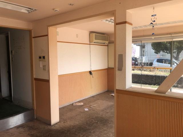 【内装】酒門町店舗