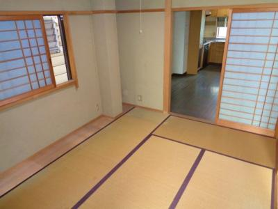 【和室】東田辺3 2階店舗