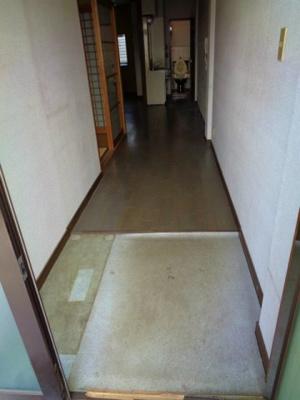 【玄関】東田辺3 2階店舗