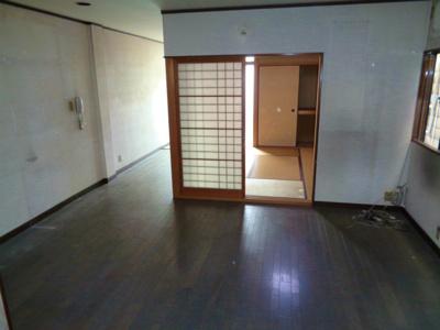【内装】東田辺3 2階店舗