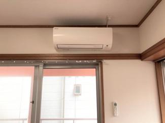 エアコン設備あり♪