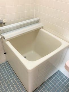 浴槽★1日の疲れは湯船に浸かってリフレッシュ♪