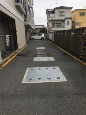 【駐車場】コラールベフ