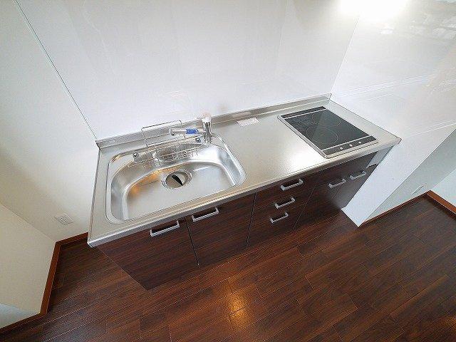 【キッチン】カーサ・ヴァレティグレ