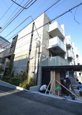 【外観】ラピス新宿【LAPiS新宿】