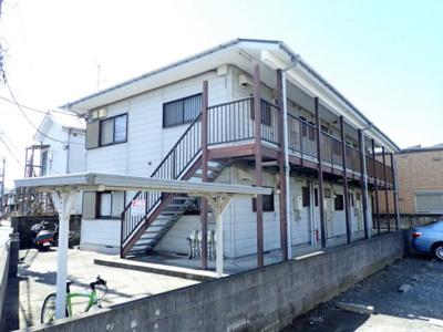 東急東横線「元住吉」駅より徒歩10分!便利な立地の2階建てアパートです♪通勤通学はもちろん、お買い物やお出かけにもGood☆