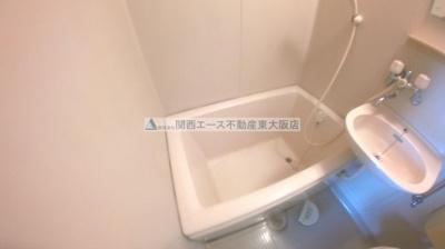 【浴室】ルミナス東花園