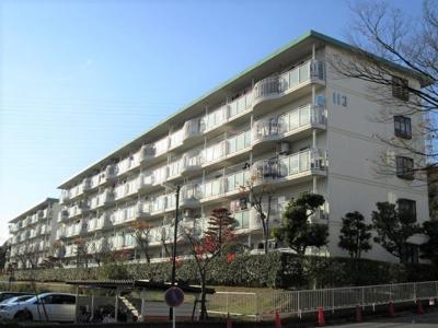 【外観】名谷27団地113号棟