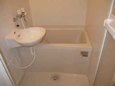 【浴室】レオパレスルミエール道場
