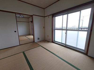 【寝室】スカイハイツ辻崎 株式会社Roots