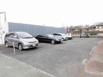 【駐車場】サンモールK