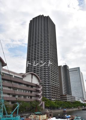 【外観】晴海ビュータワー