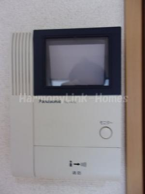 ラフォンテーヌのTV付インターホン☆