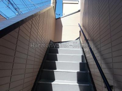 ラフォンテーヌの階段★