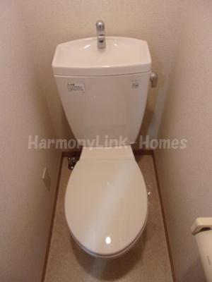ラフォンテーヌのトイレ☆