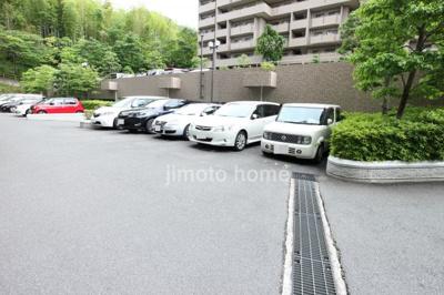 【駐車場】ジオ緑地公園1番館