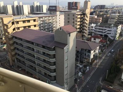 【展望】南茨木駅前ハイタウンD棟