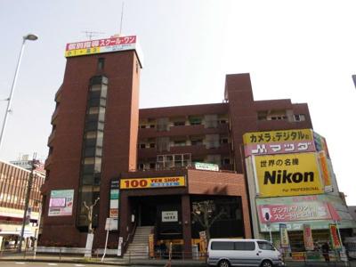 【外観】富雄駅前木村ビル