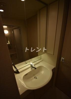 【独立洗面台】パークコート浜離宮ザタワー