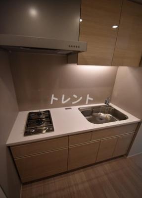 【キッチン】パークコート浜離宮ザタワー