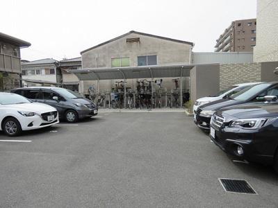 【駐車場】リバーフィールド茨木