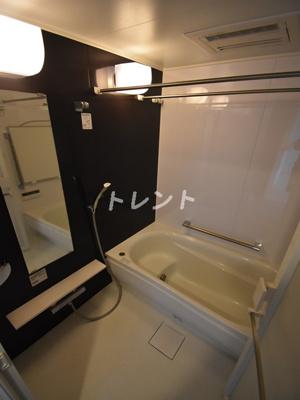 【浴室】アルティザ東銀座