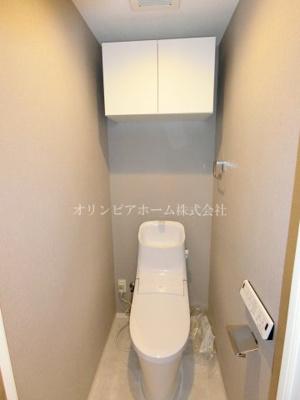 【トイレ】ライオンズシティ両国 12階 リ ノベーション済 1996年築