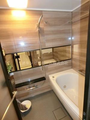 【浴室】ライオンズシティ両国 12階 リ ノベーション済 1996年築