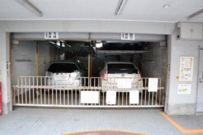 【駐車場】ハピネス神戸
