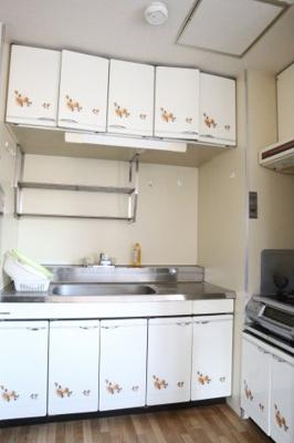 【キッチン】ハピネス神戸