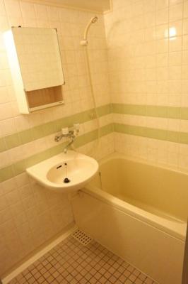 【浴室】ハピネス神戸