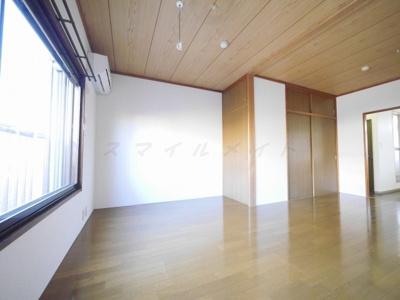 【洋室】シティハイム片倉町