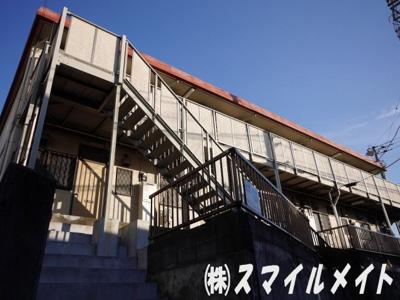 耐震・耐火性に優れたセキスイハウス施行の建物です。