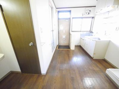 【キッチン】シティハイム片倉町